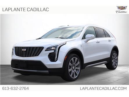 2021 Cadillac XT4 Premium Luxury (Stk: 4019) in Hawkesbury - Image 1 of 17
