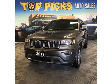 2019 Jeep Grand Cherokee Limited (Stk: 705880) in NORTH BAY - Image 1 of 30