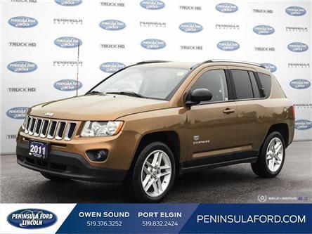 2011 Jeep Compass Limited (Stk: 21LI19A) in Owen Sound - Image 1 of 25