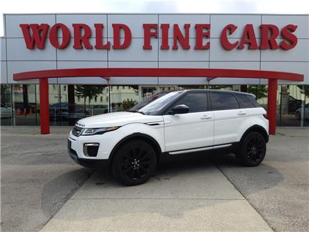 2017 Land Rover Range Rover Evoque HSE (Stk: 17835) in Toronto - Image 1 of 23
