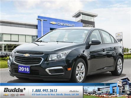 2016 Chevrolet Cruze Limited 2LS (Stk: TE0039A) in Oakville - Image 1 of 25