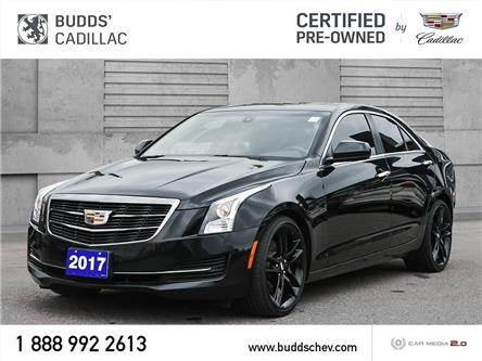 2017 Cadillac ATS 2.0L Turbo (Stk: R1540) in Oakville - Image 1 of 25