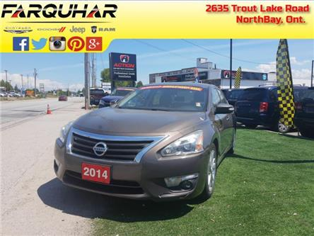 2014 Nissan Altima 2.5 (Stk: 195818A) in North Bay - Image 1 of 30