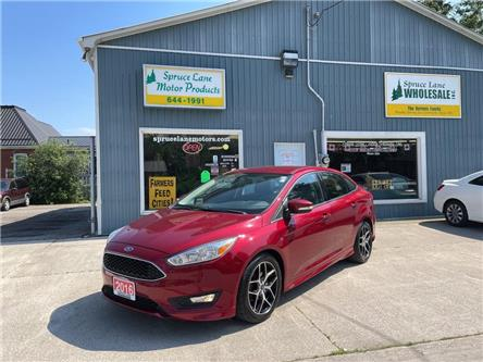 2016 Ford Focus SE (Stk: 78454) in Belmont - Image 1 of 22
