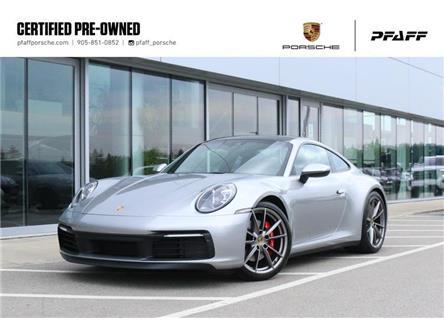 2020 Porsche 911 Carrera S Coupe (992) w/ PDK (Stk: U9715) in Vaughan - Image 1 of 30