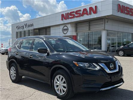 2018 Nissan Rogue S (Stk: P2815) in Cambridge - Image 1 of 28