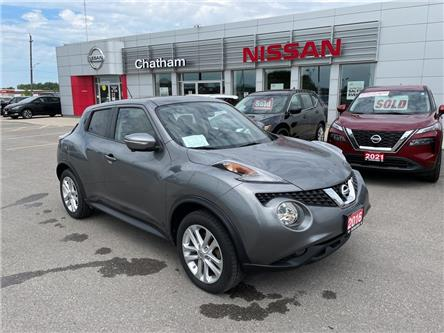 2016 Nissan Juke SL (Stk: T2319A) in Chatham - Image 1 of 24