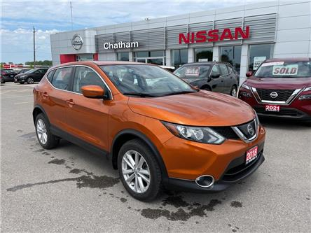 2018 Nissan Qashqai SV (Stk: 1N531A) in Chatham - Image 1 of 20