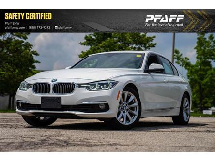 2017 BMW 330i xDrive (Stk: 24502AA) in Mississauga - Image 1 of 19