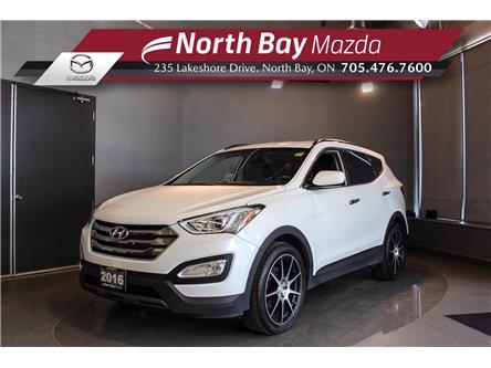 2016 Hyundai Santa Fe Sport 2.4 Premium (Stk: U6812) in North Bay - Image 1 of 26