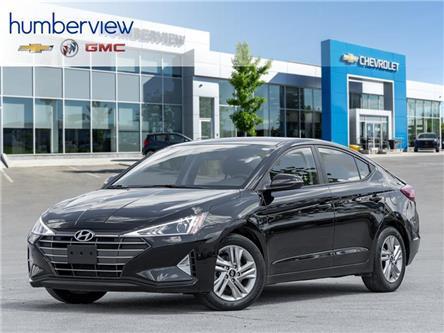 2020 Hyundai Elantra Preferred (Stk: APR10115) in Toronto - Image 1 of 19
