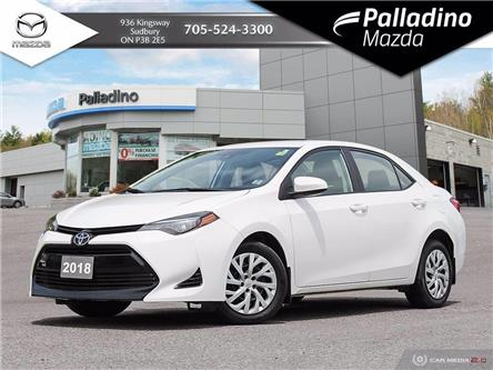 2018 Toyota Corolla LE (Stk: BC0057) in Greater Sudbury - Image 1 of 27