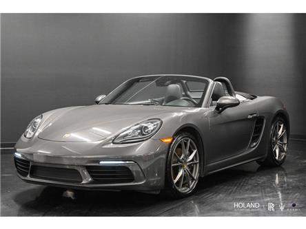 2018 Porsche 718 Boxster  (Stk: P0877) in Montreal - Image 1 of 30
