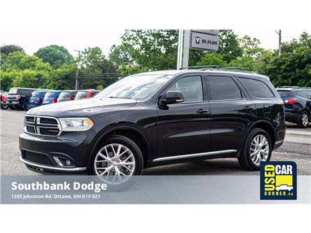 2016 Dodge Durango Limited (Stk: 2104281) in OTTAWA - Image 1 of 22