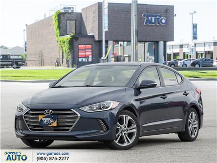 2017 Hyundai Elantra SE (Stk: 293662) in Milton - Image 1 of 23