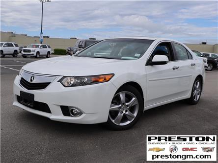 2012 Acura TSX Premium (Stk: 1205402) in Langley City - Image 1 of 28
