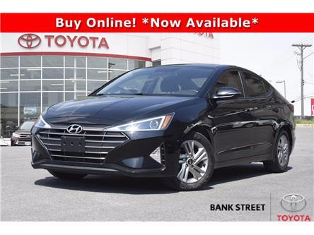 2020 Hyundai Elantra Preferred (Stk: 19-28877A) in Ottawa - Image 1 of 23