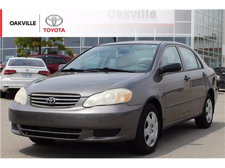 2004 Toyota Corolla LE (Stk: 21306AB) in Oakville - Image 1 of 14
