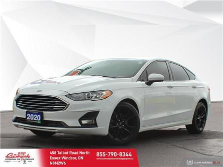 2020 Ford Fusion SE (Stk: 608011) in Essex-Windsor - Image 1 of 30