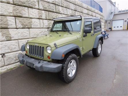 2013 Jeep Wrangler Sport (Stk: D10678PA) in Fredericton - Image 1 of 14
