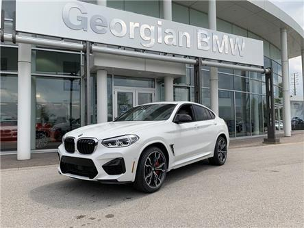 2021 BMW X4 M  (Stk: B21204) in Barrie - Image 1 of 9