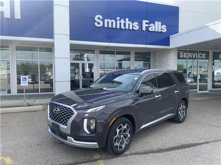 2021 Hyundai Palisade Ultimate Calligraphy w/Beige Interior (Stk: P32641) in Smiths Falls - Image 1 of 16