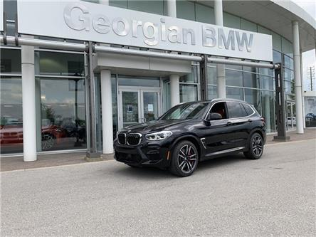 2021 BMW X3 M  (Stk: B21206) in Barrie - Image 1 of 9