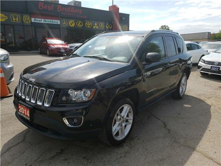2014 Jeep Compass Limited (Stk: 513670) in Toronto - Image 1 of 16