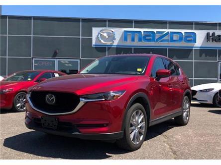 2019 Mazda CX-5 GT w/Turbo (Stk: 4687A) in Thunder Bay - Image 1 of 11
