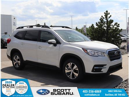 2021 Subaru Ascent Touring (Stk: 439503) in Red Deer - Image 1 of 32