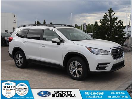 2021 Subaru Ascent Touring (Stk: 449893) in Red Deer - Image 1 of 32