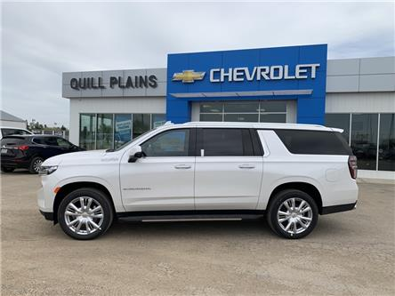 2021 Chevrolet Suburban High Country (Stk: 21T120) in Wadena - Image 1 of 15