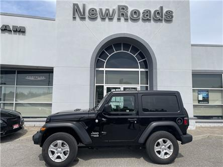 2019 Jeep Wrangler Sport (Stk: 25584P) in Newmarket - Image 1 of 12
