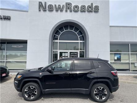 2018 Jeep Compass Trailhawk (Stk: 25588T) in Newmarket - Image 1 of 12