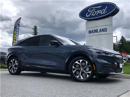 2021 Ford Mustang Mach-E Premium (Stk: 21ME2999) in Vancouver - Image 1 of 30