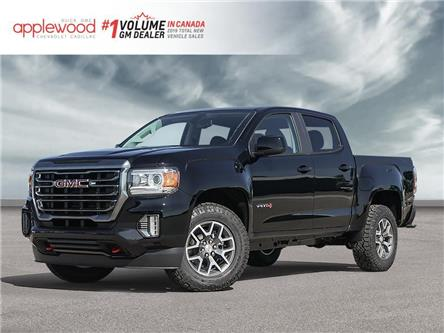 2021 GMC Canyon AT4 w/Cloth (Stk: G1K196T) in Mississauga - Image 1 of 23