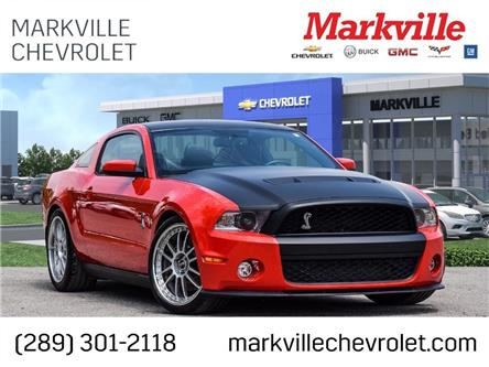2011 Ford Mustang Shelby GT500 (Stk: 255360B) in Markham - Image 1 of 27