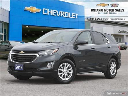 2018 Chevrolet Equinox LT (Stk: 133499A) in Oshawa - Image 1 of 34