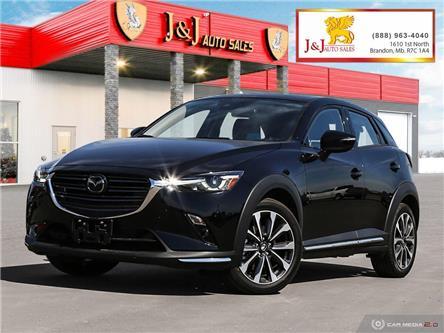 2021 Mazda CX-3 GT (Stk: J21084-1) in Brandon - Image 1 of 27