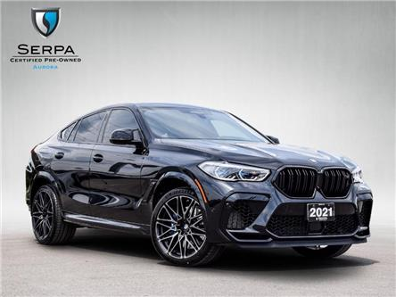 2021 BMW X6 M Competition (Stk: CP061) in Aurora - Image 1 of 30