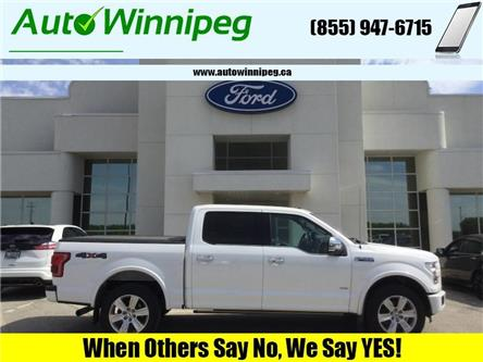 2015 Ford F-150  (Stk: 21109A) in Winnipeg - Image 1 of 14