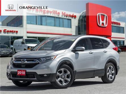 2018 Honda CR-V EX (Stk: V21082A) in Orangeville - Image 1 of 21