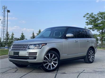 2015 Land Rover Range Rover 5.0L V8 Supercharged (Stk: B21198-1) in Barrie - Image 1 of 17