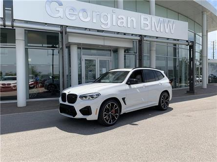 2021 BMW X3 M Competition (Stk: B21207) in Barrie - Image 1 of 10
