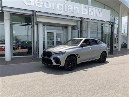 2021 BMW X6 M Competition (Stk: B21210) in Barrie - Image 1 of 12
