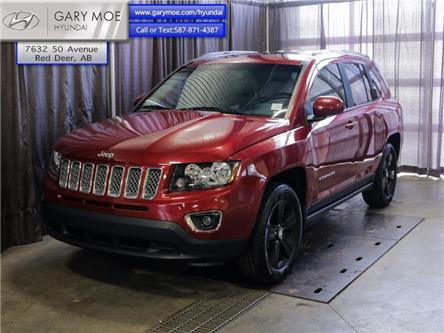 2015 Jeep Compass HIGH ALTITUDE (Stk: 1TU7612B) in Red Deer - Image 1 of 23