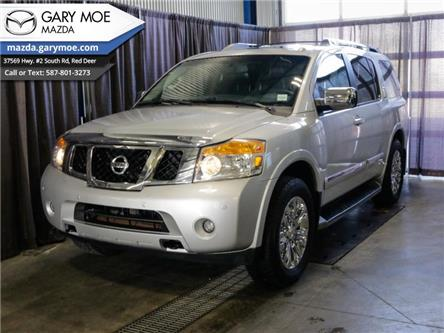 2015 Nissan Armada PLATINUM EDITION (Stk: MP10029) in Red Deer - Image 1 of 28