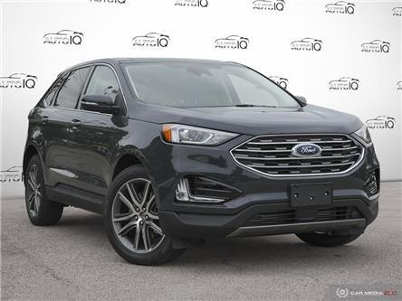 2021 Ford Edge Titanium (Stk: 1D033) in Oakville - Image 1 of 27