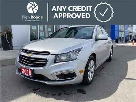 2016 Chevrolet Cruze Limited 1LT (Stk: B345873A) in Newmarket - Image 1 of 25