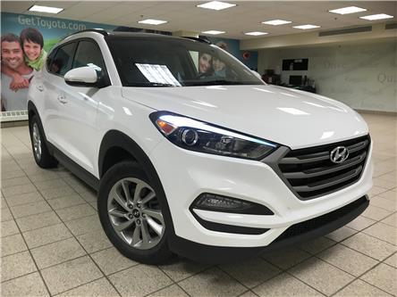 2016 Hyundai Tucson Luxury (Stk: 5980A) in Calgary - Image 1 of 11